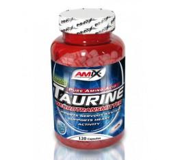 Amix - Taurine / 120 caps. Хранителни добавки, Аминокиселини, Таурин