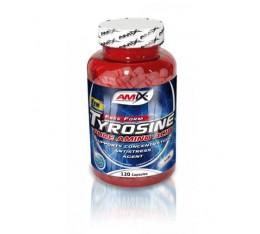 Amix - Tyrosine / 120caps. Хранителни добавки, Аминокиселини, Тирозин