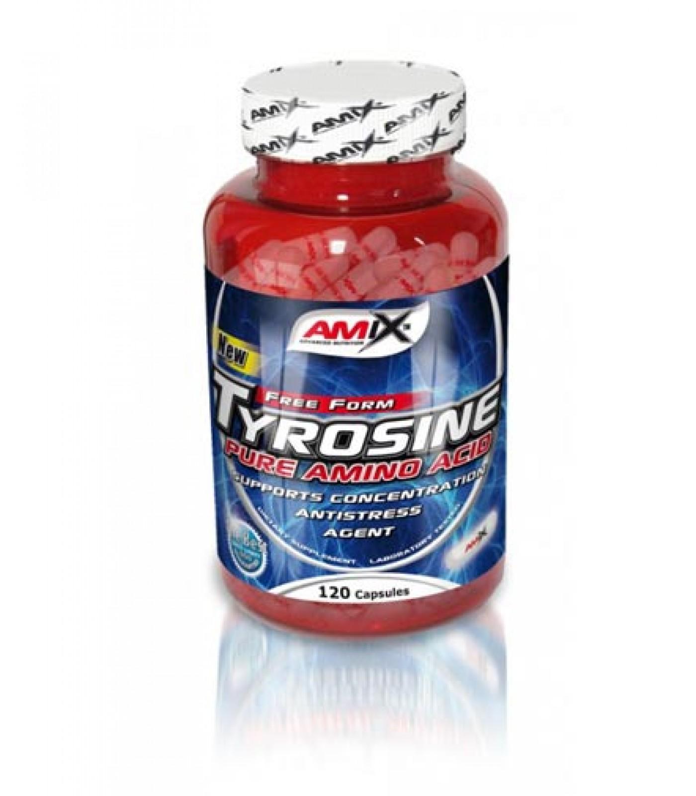 Amix - Tyrosine / 120caps.