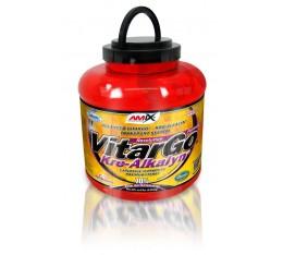 Amix - Vitargo + Kre-Alkalyn ® / 2000gr. Хранителни добавки, Гейнъри за покачване на тегло, Гейнъри, Хранителни добавки на промоция