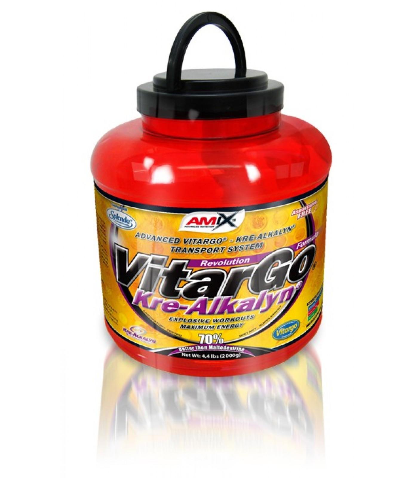 Amix - Vitargo + Kre-Alkalyn ® / 2000gr.