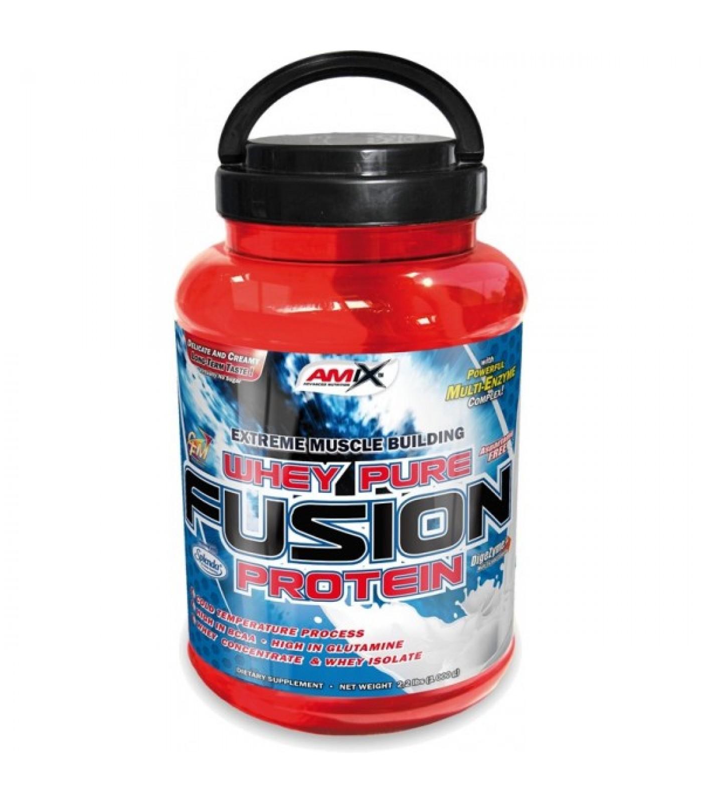 Amix - Whey Pure Fusion / 1000gr.