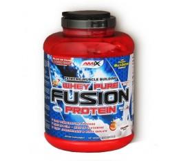 Amix - Whey Pure Fusion / 2300gr. Хранителни добавки, Протеини, Суроватъчен протеин