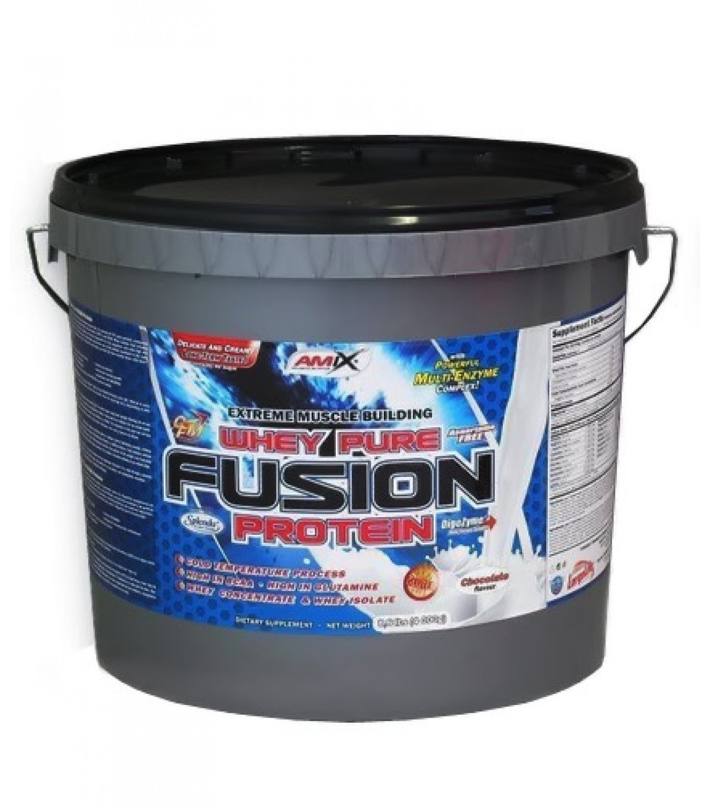 Amix - Whey Pure Fusion / 4000gr.