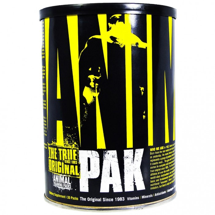 UNIVERSAL ANIMAL - Animal Pak / 30 Packs​