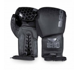 Боксови Ръкавици - BAD BOY LEGACY 2.0 BOXING GLOVES  LACE UP / BLACK Други ръкавици