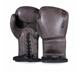 Боксови Ръкавици - BAD BOY LEGACY 2.0 BOXING GLOVES  LACE UP / BROWN​
