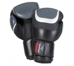 Боксови Ръкавици - BAD BOY PRO SERIES 3.0 BOXING GLOVES / BLACK - GREY​ Други ръкавици