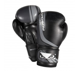 Детски Боксови Ръкавици - BAD BOY ACCELERATE YOUTH BOXING GLOVES / BLACK​