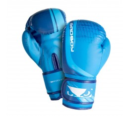 Детски Боксови Ръкавици - BAD BOY ACCELERATE YOUTH BOXING GLOVES / BLUE