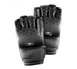 ММА Ръкавици - BAD BOY LEGACY 2.0 MMA GLOVES / BLACK​