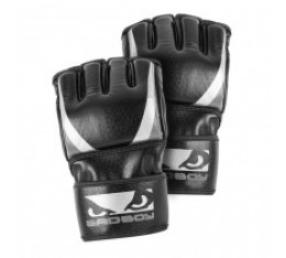 ММА ръкавици - BAD BOY TRAINING SERIES 2.0 MMA GLOVES / CHARCOAL​