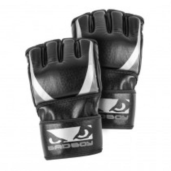 ММА ръкавици - BAD BOY TRAINING SERIES 2.0 MMA GLOVES / CHARCOAL