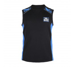 ПОТНИК - BAD BOY FORCE JERSEY / BLACK-BLUE​