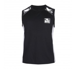 ПОТНИК - BAD BOY FORCE JERSEY / BLACK-GREY​