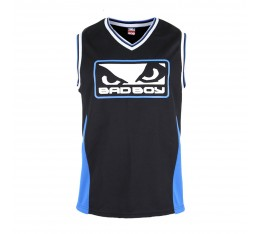 Потник - BAD BOY ICON JERSEY / BLACK-BLUE​