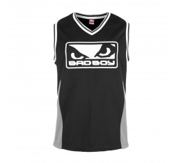 Потник - BAD BOY ICON JERSEY / BLACK-GREY​ Тениски