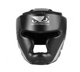Протектор за глава /каска/ - BAD BOY TRAINING SERIES 2.0 HEAD GUARD / сив​