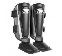 Протектори за крака - BAD BOY TRAINING SERIES 2.0 SHIN GUARDS / CHARCOAL Протектори за крака