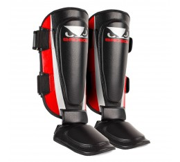 Протектори за крака - BAD BOY TRAINING SERIES 2.0 SHIN GUARDS / RED​
