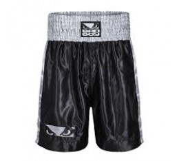Шорти за Бокс - BAD BOY BOXING SHORTS / BLACK​