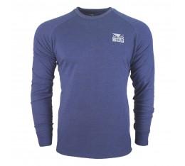 Спортна Блуза - BAD BOY ICON T-SHIRT - LONG SLEEVES / BLUE Суитчъри и блузи