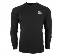 Спортна Блуза - BAD BOY ICON T-SHIRT - LONG SLEEVES / BLACK Суитчъри и блузи