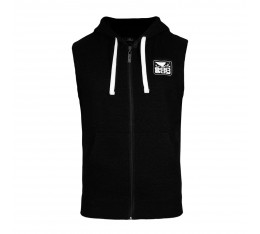 Суичър - BAD BOY CORE SLEEVELESS HOODIE / BLACK​