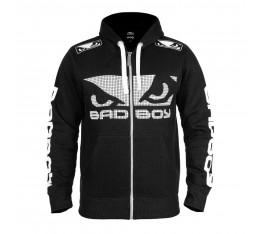Суичър - BAD BOY WALKOUT 3.0 HOODIE / BLACK Суитчъри и блузи