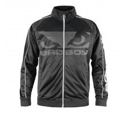Яке - BAD BOY ALL AROUND TRACK JACKET / BLACK - GREY​