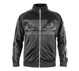 Яке - BAD BOY ALL AROUND TRACK JACKET / BLACK - GREY Суитчъри и блузи