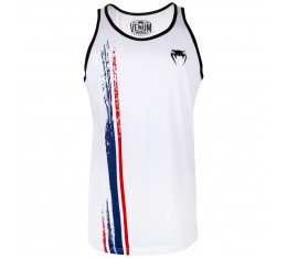 Потник - Venum Bangkok Spirit Tank Top - White​ Потници