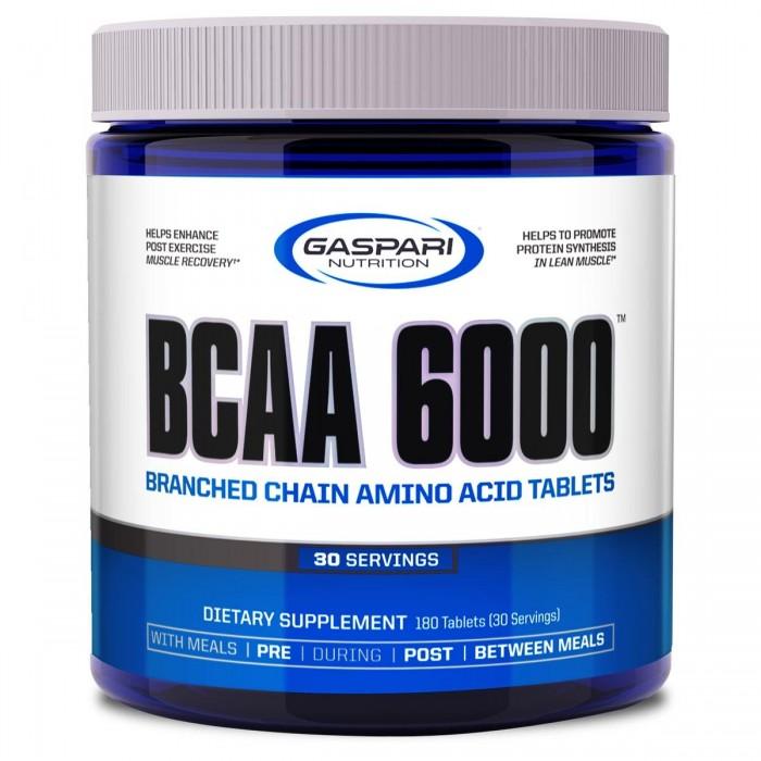 Gaspari - BCAA 6000 / 180 tab
