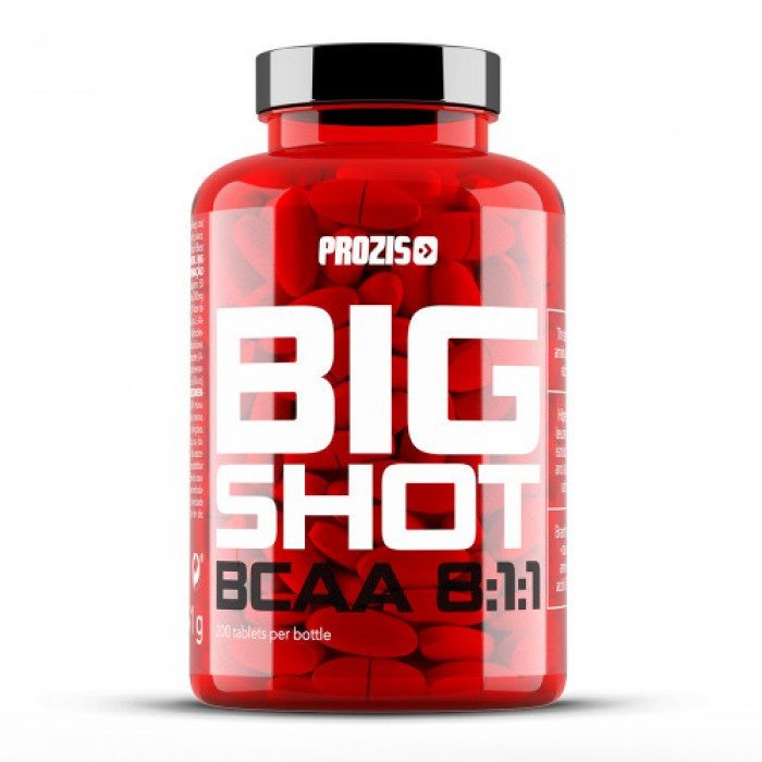 Prozis Big Shot - BCAA 8:1:1 / 200tabs
