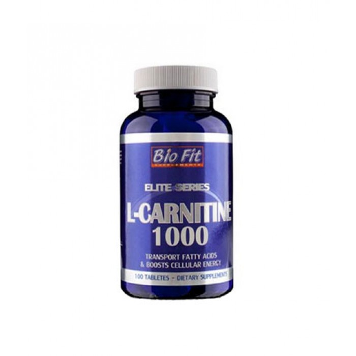 Bio Fit - L-Carnitine 1000 / 100 tabs.