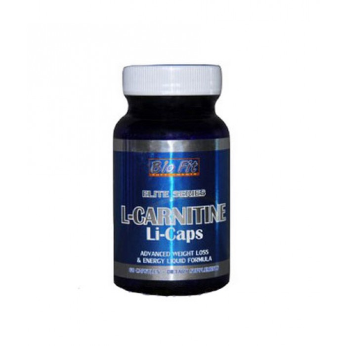 Bio Fit - L-Carnitine Li / 60 caps.