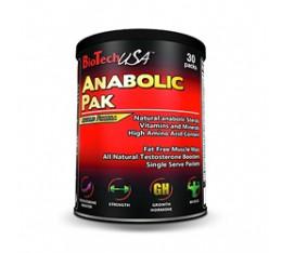 BioTech - Anabolic Pak / 30 pak Хранителни добавки, Витамини, минерали и др., Мултивитамини, Сила и възстановяване
