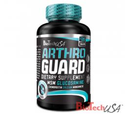 BioTech - Arthro Guard Gold / 120 caps Хранителни добавки, За стави и сухожилия