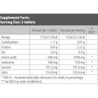 BioTech - Mega BCAA Plus / 100 tab