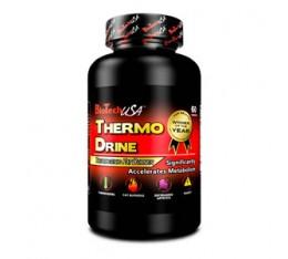 BioTech - Thermo Drine / 60 tabs Хранителни добавки, Отслабване, Фет-Бърнари