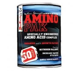 BioTech - Amino Pak / 30 pak Хранителни добавки, Аминокиселини, Комплексни аминокиселини