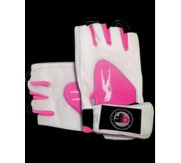 Фитнес Ръкавици - BIOTECH USA Lady Gloves / PINK Фитнес аксесоари, Дамски ръкавици за фитнес