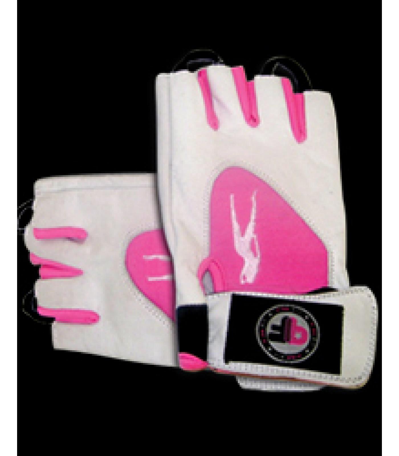 Фитнес Ръкавици - BIOTECH USA Lady Gloves / PINK