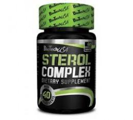 BioTech - Sterol Complex / 60 caps Хранителни добавки, Стимулатори за мъже