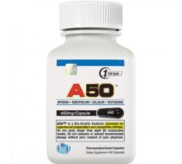 BPI Sports - A-50 / 60 caps Хранителни добавки, Стимулатори за мъже