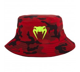 Шапка - Venum Atmo Bucket Hat - Red Camo​ Шапки