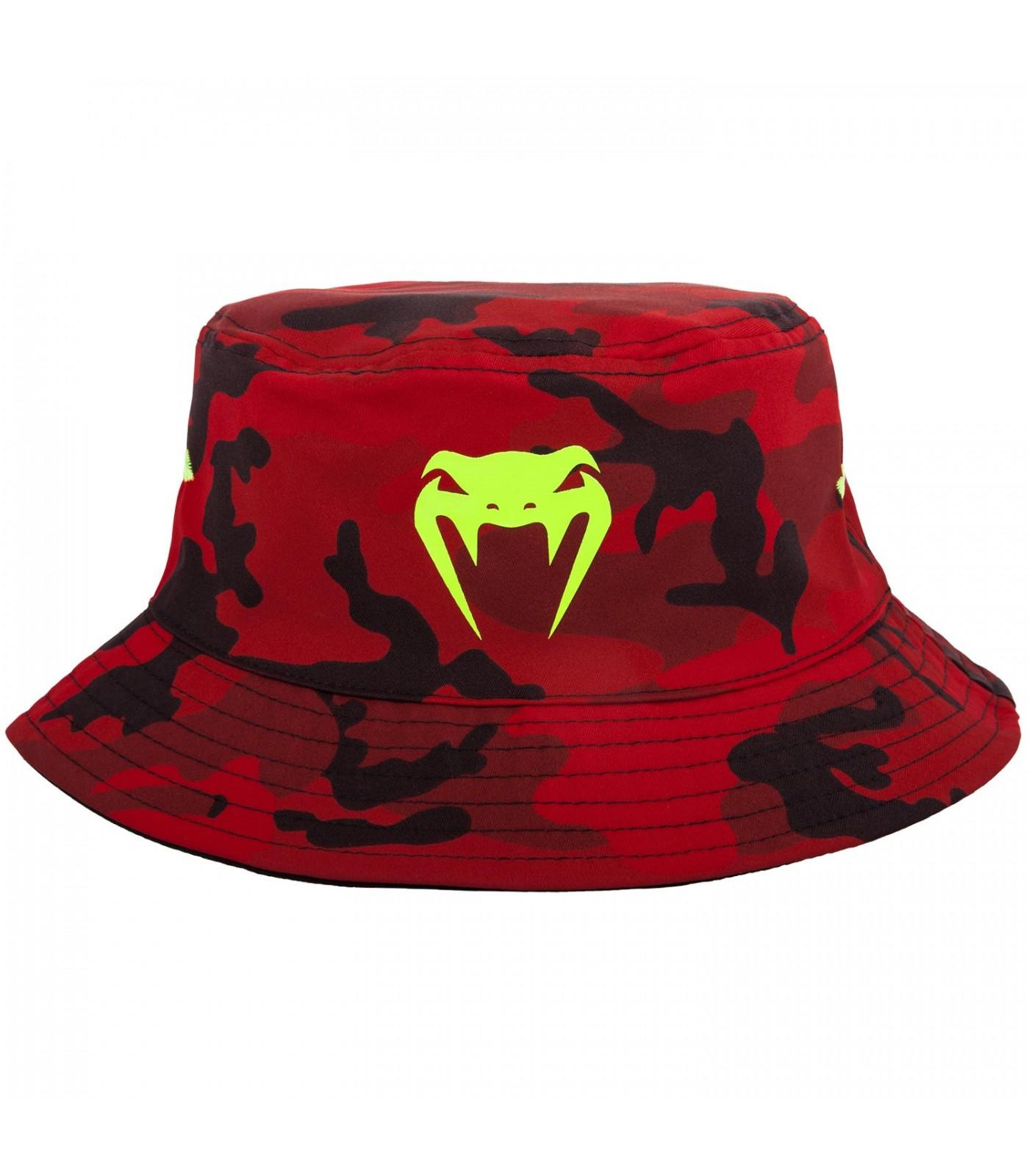 Шапка - Venum Atmo Bucket Hat - Red Camo