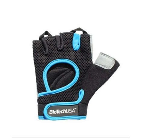 Фитнес Ръкавици - BIOTECH USA Budapest Gloves / Black-Blue
