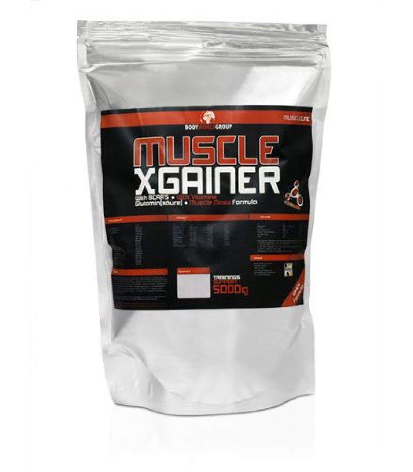 BWG - Muscle X Gainer / 5000gr