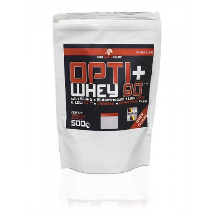BWG - Opti+ Whey 90 Protein / 500gr
